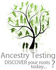 Check out our Ancestry Testing here